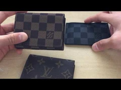 How tell if Louis Vuitton wallet is fake or real