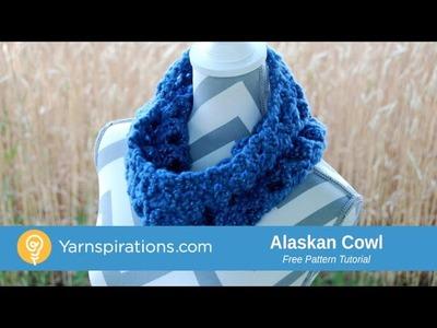 How To Crochet Alaskan Cowl