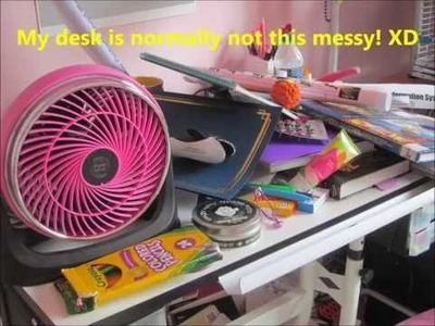 How to Organize a Messy Desk Method 2 of 2