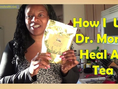 How to use Dr. Robert Morse Heal All Tea