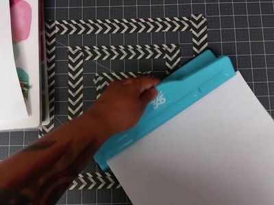 How to use the MAMBI punch for your Big Happy Planner :)