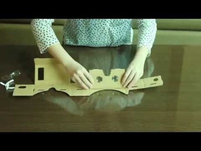 OPTICAL PHYSICS PROJECT - (DIY Virtual Reality & Shoe box Projector)