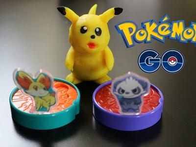 Pokemon Go Toys REAL LIFE Pikachu Toys DIY