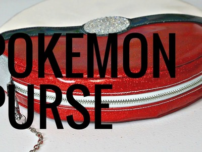 Sew & Tell: DIY Pokemon Pokeball Purse