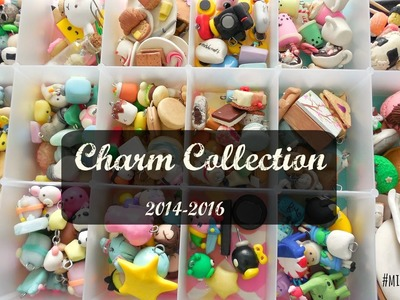 2014 - 2015.2016 Polymer Clay Charm Collection! | mishcrafts