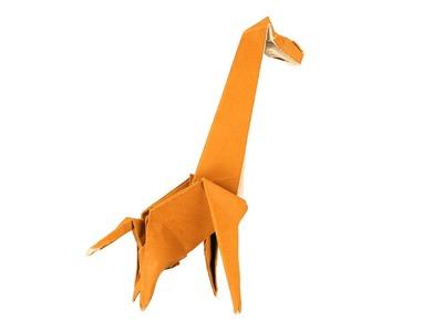 3D Origami Giraffe| DIY | Learn Origami | How To Make Easy Origami Giraffe