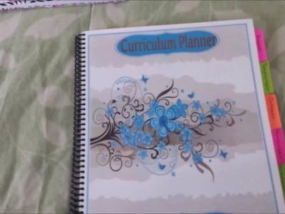 DIY Homeschool Planners 2016-2017