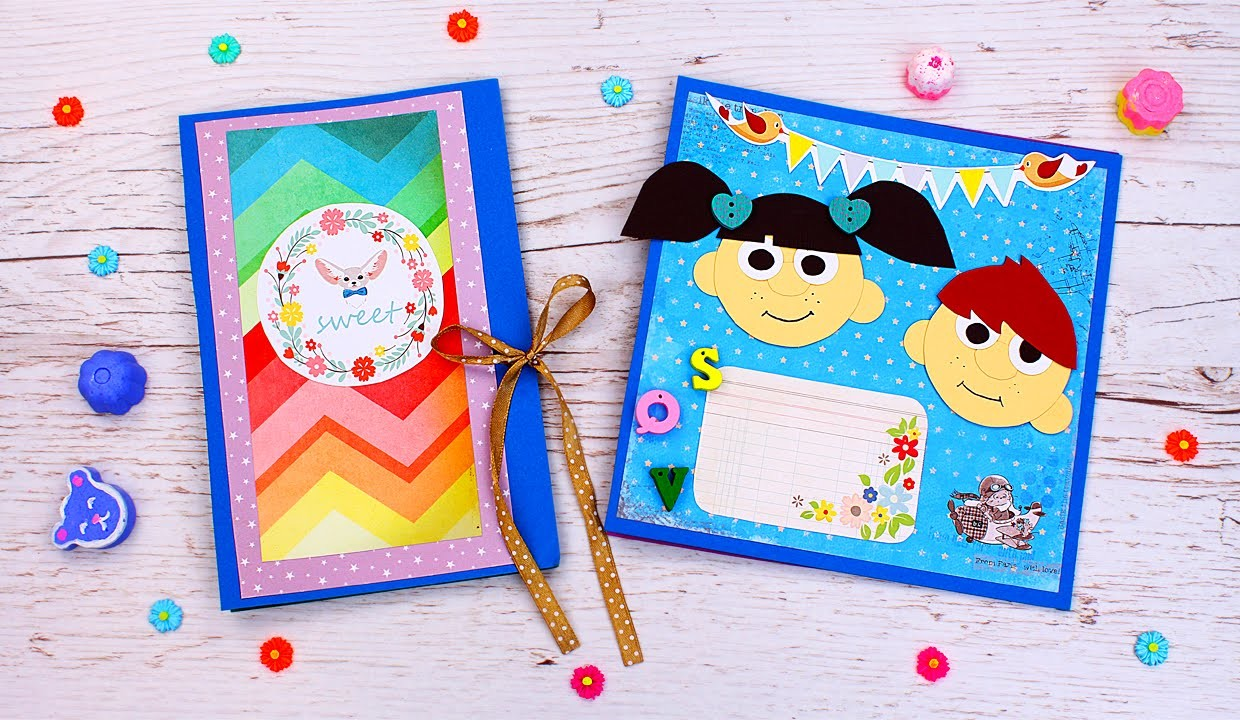 Children S Craft Table With Paper Roll