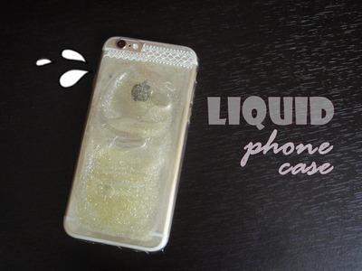 DIY Liquid Glitter Phone Case (in Bahasa) | GINAOLINDAH