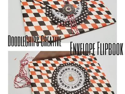How To: Envelope Flipbook using WRMK envelope punchboard