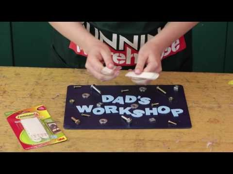 How to make a shed sign -  DIY at Bunnings