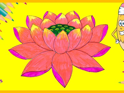 ✏️How To Make Coloring #Flowers - Flower Coloring Pages - Flower Coloring Book #5