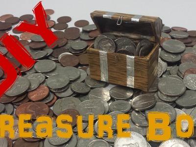 How to make Mini Treasure Chest