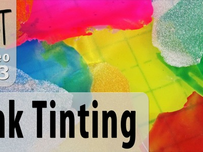How To Tint Liquid Polymer Clay With Alcohol Ink
