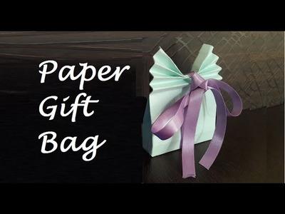 Origami |  Easy Paper Gift Bag