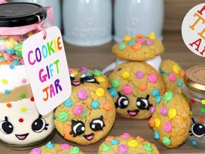 Rainbow Kawaii Shopkins Kooky Inspired Cookie Jars - Collab with Carly Toffle - Rainbow Cookies