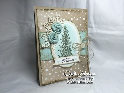 Stampin' Up! Vintage Christmas