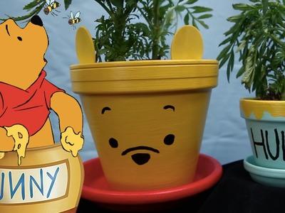 Winnie the Pooh & Hunny Pots   Disney DIY