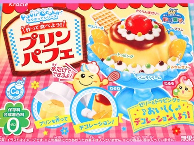 DIY CANDY! Popin' Cookin' Pudding!