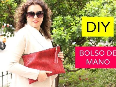 DIY HANDBAG WITH TASSEL | DIY BOLSO DE MANO con borla