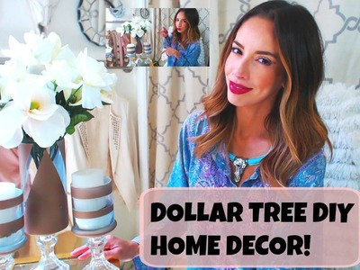 "DIY Home Decor ""Dollar tree"""