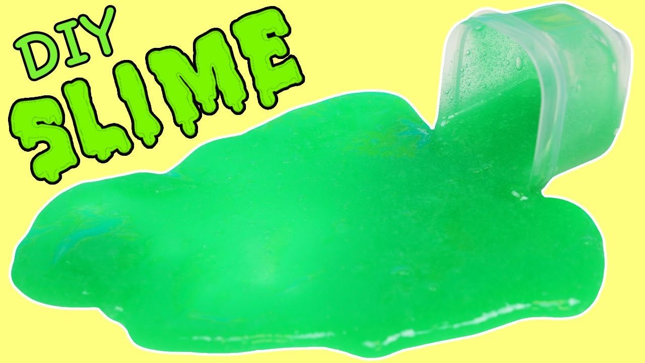 DIY Learn How to Make SLIME! | Fun & Easy Way to Make!