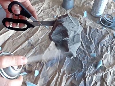 DIY PRANK FAKE ROCKS!! - HOW TO PRANKS