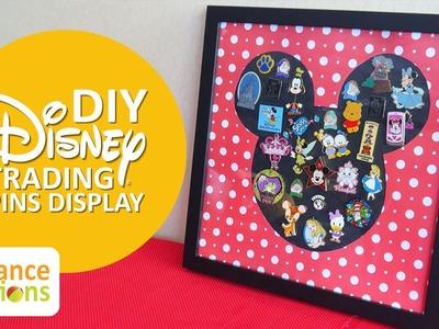 Sundance Vacations- DIY Disney Crafts: Pin Trading Display