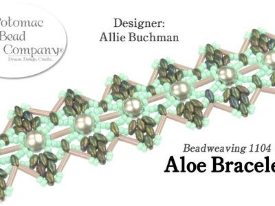 Aloe Bracelet (Tutorial)