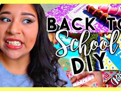 Back To School DIY | Soda Box Pencil Case, Pocky Stick Pens, etc.