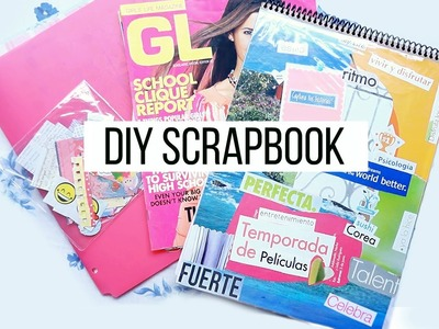 [DIY] Scrapbook for Depression & Anxiety recovery