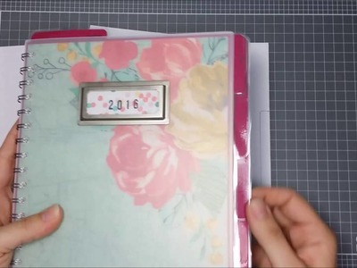 DIY Spiral Notebook.Planner Covers and Dividers