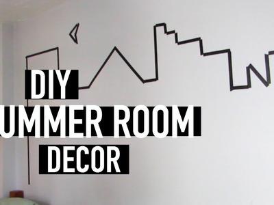 DIY Summer Room Decor. 2016