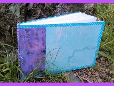 Easy Accordion Handmade Journal