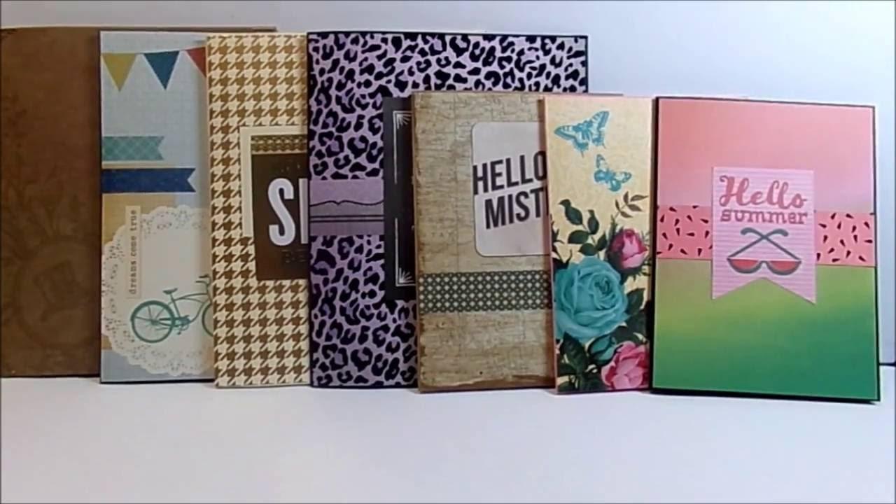 Foto Booklets Using Paper Phenomenon Tutorial