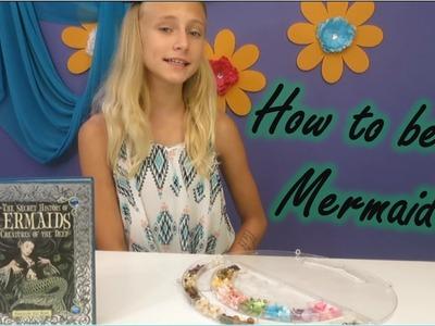 HOW TO BE A MERMAID~ DIY MERMAID NECKLACE