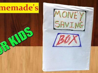 How to Make Money Saving Box At Home DIY
