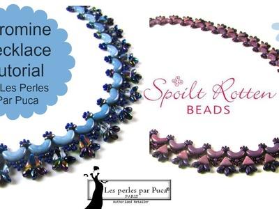 Jeromine Necklace Tutorial