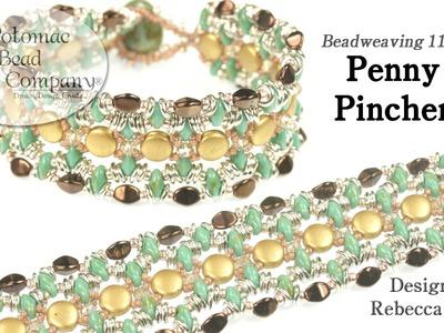 Penny Pincher Bracelet (Tutorial)