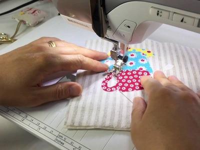 Sewing Illustration with Minki Kim and Kristin Esser