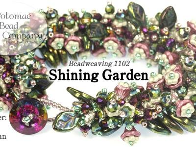 Shining Garden Bracelet (Tutorial)