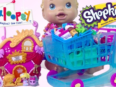 Shopkins Lalaloopsy Tinies Series 4 Jewelry Pack Baby Alive Doll - Kids' Toys