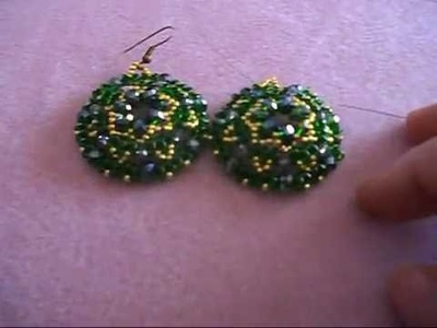 Tutorial orecchini (earrings)  Melissa