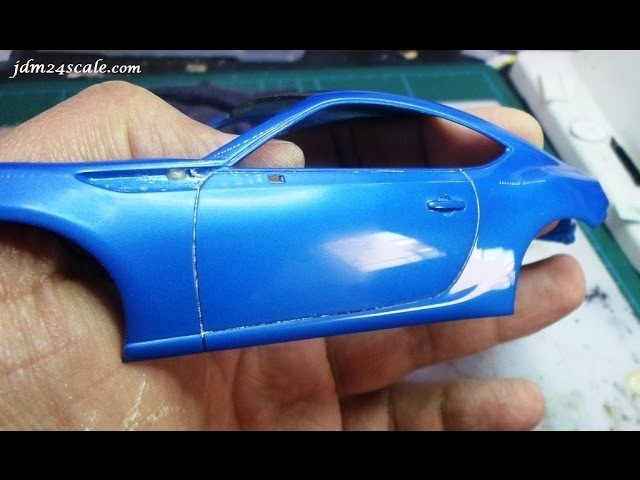 TUTORIAL: Polishing Car Body with rotary tool
