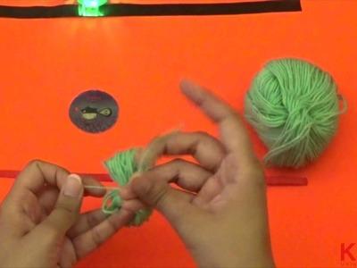 DIY rakhi for kids