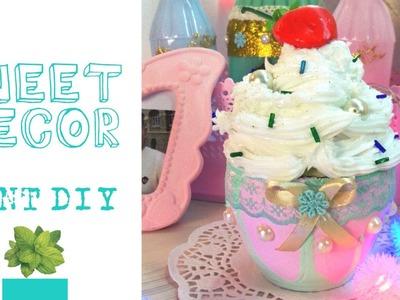DIY: SWEET DECOR ♡ Cupcakebox ♡ ROOM DECOR