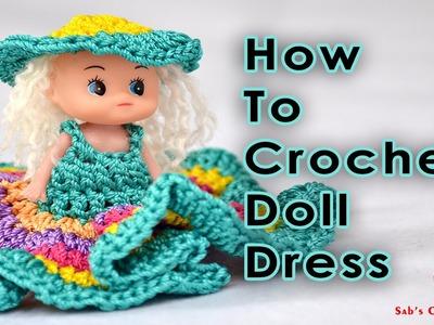 How To Crochet  Dress Part 1