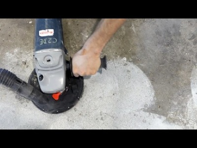 How to DIY Epoxy on Garage Floor Part 2: Starting from Scratch