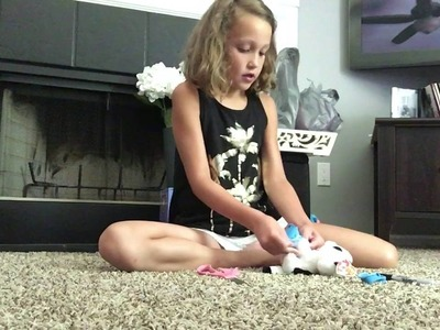 How to make Beanie Boo clothes by Brielle