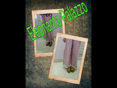 How To Make Palazzo